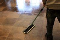 applying floor finish Big Lake MN