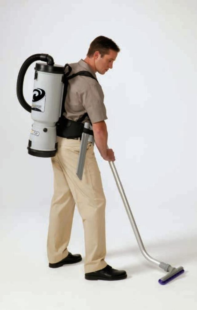 Backpack Vacuum Rogers MN